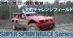 SUPER SPRINT RACE Series 【2012】
