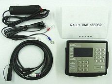 【11】 RALLY TIME KEEPER タイムキーパー