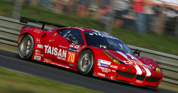 NASCはTEAM TAISAN スーパーGT14を応援します!