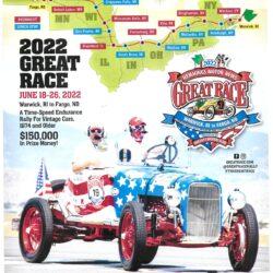 2022 Great Race  JAPAN 参加枠有ります