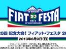 FIAT FESTA Trofeo RALLY【2013】